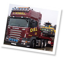 Use our Haulage Service